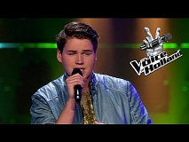 Job Lentferink – You Make It Real (The Blind Auditions | The voice of Holland 2015)