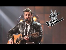 Dave Vermeulen – I Won't Give Up (The voice of Holland 2016 | Liveshow 4)