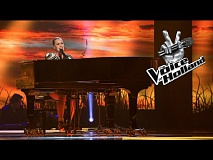Neda Boin – Leave The Light On (The voice of Holland | Liveshow 3)
