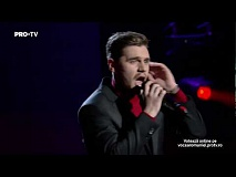 Paul Batinas - Me and Mrs Jones | Live 1 | Vocea Romaniei 2017