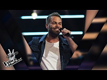 Jeroen Robben – What A Fool Believes | The voice of Holland | The Blind Auditions | Seizoen 8
