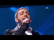Elvin Novruzov - Hello | 1/4 final | The Voice of Azerbaijan 2015