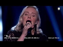 Agnes Stock - Stjernesludd (The Voice Norge 2017)