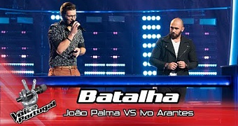 "João Palma VS Ivo Arantes – ""Dancing on my own"" 