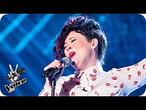 Kerry O'Dowd performs 'Glitterball'  - The Voice UK 2016: Blind Auditions 7