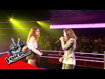 Amber en Tineke zingen 'Treat You Better' | The Battles | The Voice van Vlaanderen | VTM