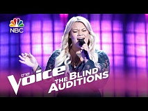 "The Voice 2017 Blind Audition - Ashland Craft: ""You Are My Sunshine"""