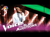 The Voice 2017 Blind Audition - Stephan Marcellus: