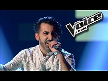 Davide Ruda - Bad Medicine - The Voice of Italy 2016: Blind Audition