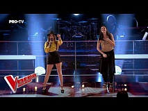 Dora vs Lacramioara - The way you make me feel | Confruntari 1 | Vocea Romaniei 2018