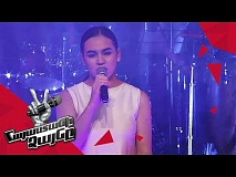 Anna Danielyan sings 'Մայրամուտ' - Knockout – The Voice of Armenia – Season 4