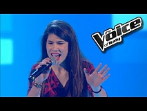 Chiara Granetto - When Love Takes Over | The Voice of Italy 2016: Blind Audition