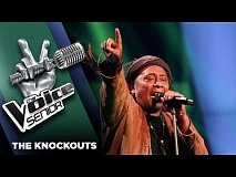 Jimi Bellmartin – Soul Man | The Voice Senior 2018 | The Knockouts