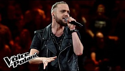"Damian Kikoła - ""Should I Stay or Should I Go""  - The Voice of Poland 8"