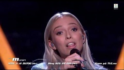 Ingeborg Walther - Hide Away (The Voice Norge 2017)