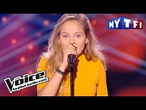 Liana - « Catch & Release » (Matt Simons) | The Voice France 2017 | Blind Audition