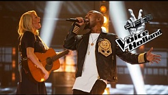 Ivan Peroti - Not Over You (The voice of Holland 2015 | Liveshow 2)