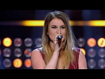 Lena Haarberg - Daddy Lessons (The Voice Norge 2017)