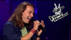 Jasper van Aarst – The Book Of Love (The Blind Auditions | The voice of Holland 2015)