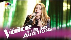 The Voice 2017 Blind Audition - Karli Webster:
