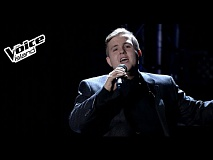 Sigvaldi Helgi - Feeling Good | The Voice Iceland 2015 | LIVE