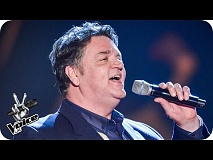 Steve Devereaux performs 'The Lady Is A Tramp' - The Voice UK 2016: Blind Auditions 4