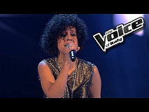Tanya Borgese - Mama told me not to come | The Voice of Italy 2016: Blind Audition