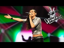 Neda Boin - Stitches (The voice of Holland 2015 | Liveshow 2)