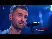 "Dave Adam - ""Learning To  Fly"" - Live 1 - The Voice of Poland 8"