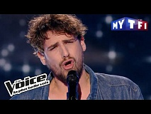 Valentin Stuff - « Pull Marine » (Isabelle Adjani) | The Voice France 2017 | Blind Audition