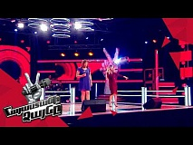 Marusya Khachatryan vs Ani Hovhannisyan sing 'One Last Time' – Battle – The Voice of Armenia 4