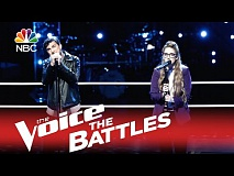 The Voice 2015 Battle - Chase Kerby vs. Korin Bukowski: