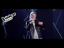 Bjarki Lárusson - Let's Get It On | The Voice Iceland 2015 | LIVE