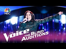 The Voice 2017 Blind Audition - Ilianna Viramontes: