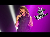 Jennie – I'll Be There (The voice of Holland 2015 | Liveshow 1)