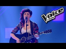 Alice Paba - Toxic | The Voice of Italy 2016: Blind Audition