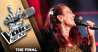Noble – Mercy | The Voice Senior 2018 | The Final
