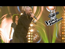 Ivan Peroti – Higher Ground (The voice of Holland | Liveshow 3)