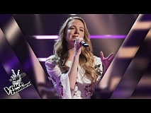 Lilly-Jane Young – Don't Look Back In Anger | The voice of Holland | The Blind Auditions | Seizoen 8