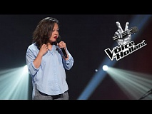 Fabiënne Mucuk - The Book Of Love (The Blind Auditions | The voice of Holland 2015)