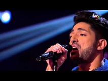 Orkhan Aghayev - Georgia On My Mind | Blind Audition | The Voice of Azerbaijan 2015