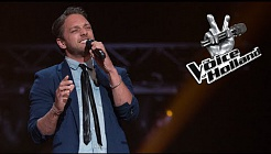 Tommie Christiaan – It Will Rain (The Blind Auditions | The voice of Holland 2015)