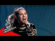 Sima 'goes ghetto' met 'Work Hard, Play Hard' | Liveshows | The Voice van Vlaanderen | VTM