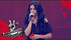Mash Israelyan sings 'Impossible' - Blind Auditions - The Voice of Armenia - Season 4