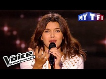 Syrine - « Comme toi » (Jean-Jacques Goldman) | The Voice France 2017 | Blind Audition