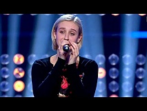 Synne Helland - Johnny's Song (The Voice Norge 2017)