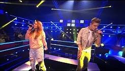 Sofia vs Gilles - 'Push up'| The Battles | The Voice van Vlaanderen | VTM