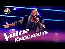 The Voice 2017 Knockout - Stephan Marcellus: