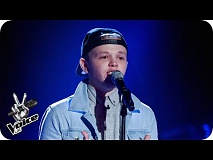 Ryan Willingham performs 'Stars' - The Voice UK 2016: Blind Auditions 1