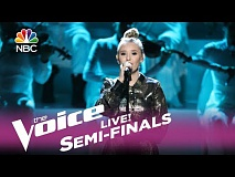The Voice 2017 Addison Agen - Semifinals: